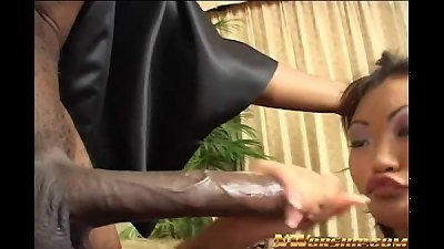 anal interracial sex for little asian girl and big black dick
